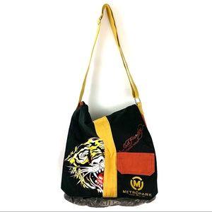Ed Hardy By Christian Audigier Messenger Bag